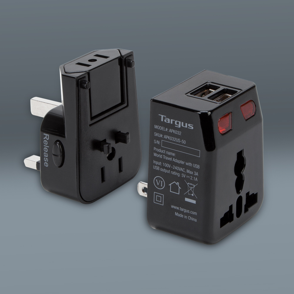 Int'l Power Adapter