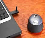 Picture of Wireless Stow-N-Go Rechargeable Mouse for Laptop