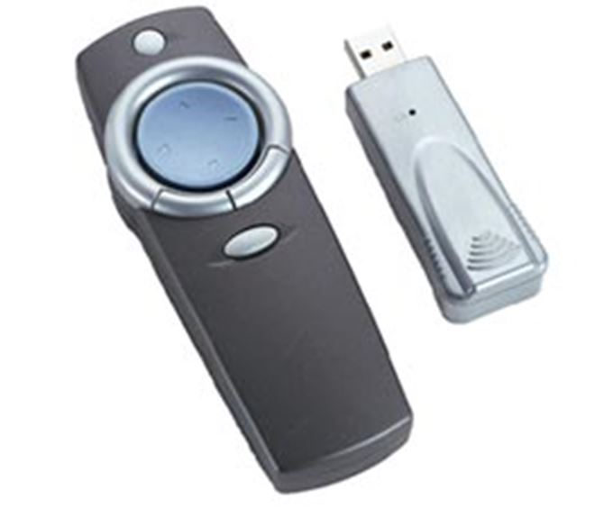 Picture of Laptop Wireless Presenter
