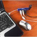 Picture of Ultra Mini-USB 2.0 4-Port Hub