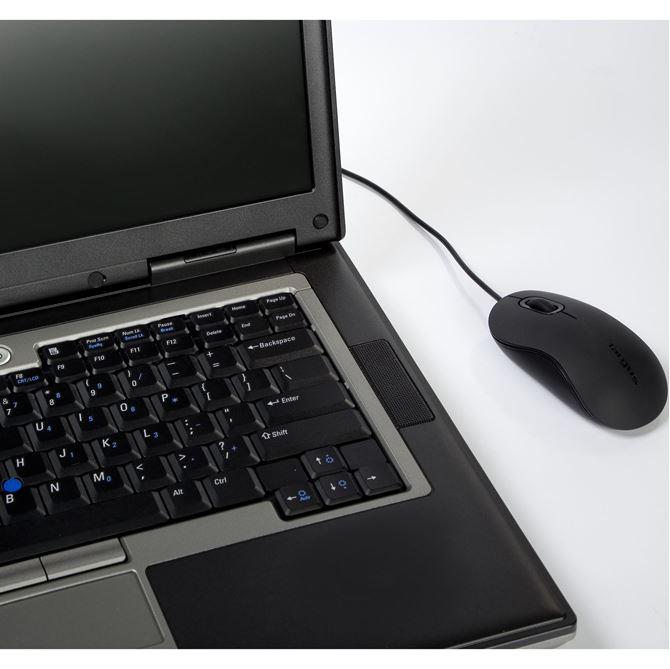 USB Optical Laptop Mouse