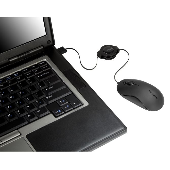 Picture of USB Optical Laptop Mouse