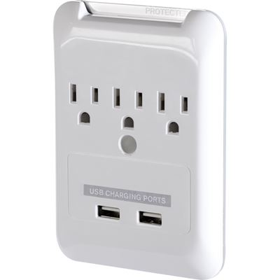 Picture of Plug-N-Power Charging Station with USB Charging Ports