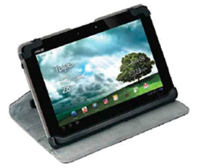 Picture of Truss™ Leather Case & Stand for Asus® Prime 10.1""