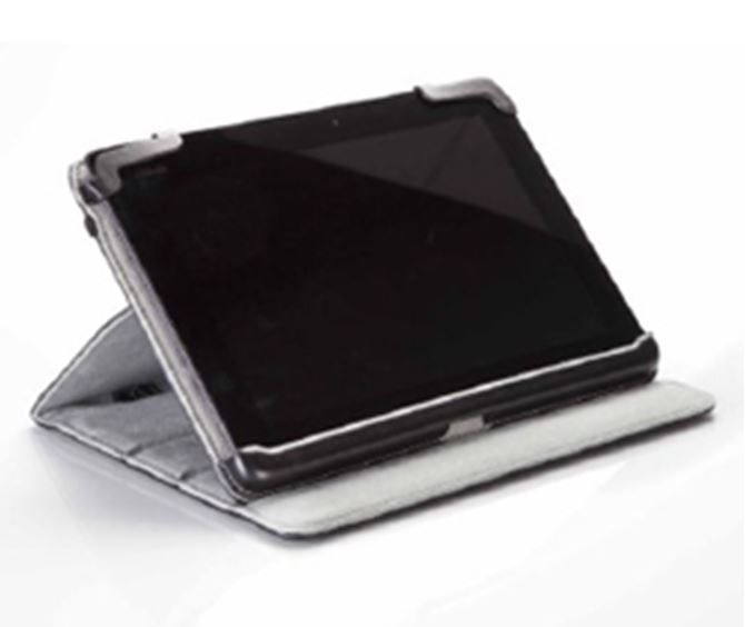 """Picture of Truss™ Leather Case/Stand for Asus® 10.1"""" Tablets"""
