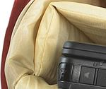 """Picture of 15.4"""" Quilted Messenger Laptop Case"""