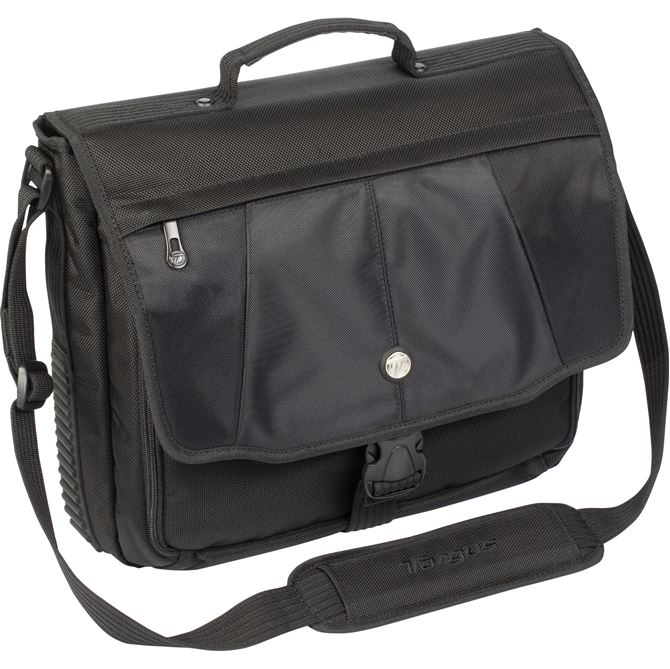 "Picture of Blacktop 15.4"" Laptop Messenger"