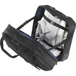 """Picture of 15.4"""" Blacktop Rolling Laptop Case"""