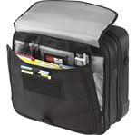 "Picture of 17"" Platinum Rolling Laptop Case"