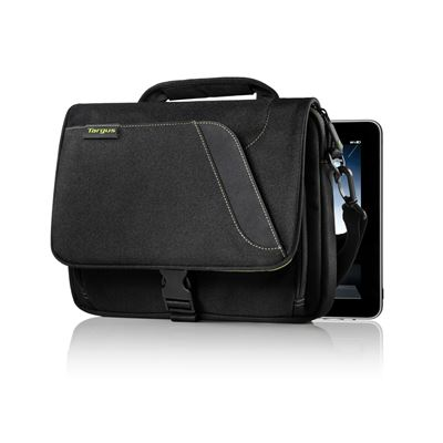 Picture of Spruce™ EcoSmart® Mini Messenger for iPad, Black