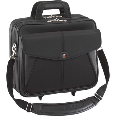 "Picture of 15.4"" Trademark Rolling Laptop Case"