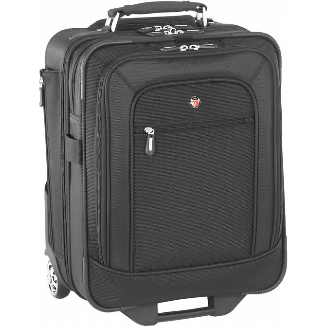 """Picture of 15.4"""" Global Executive Rolling Laptop Case"""