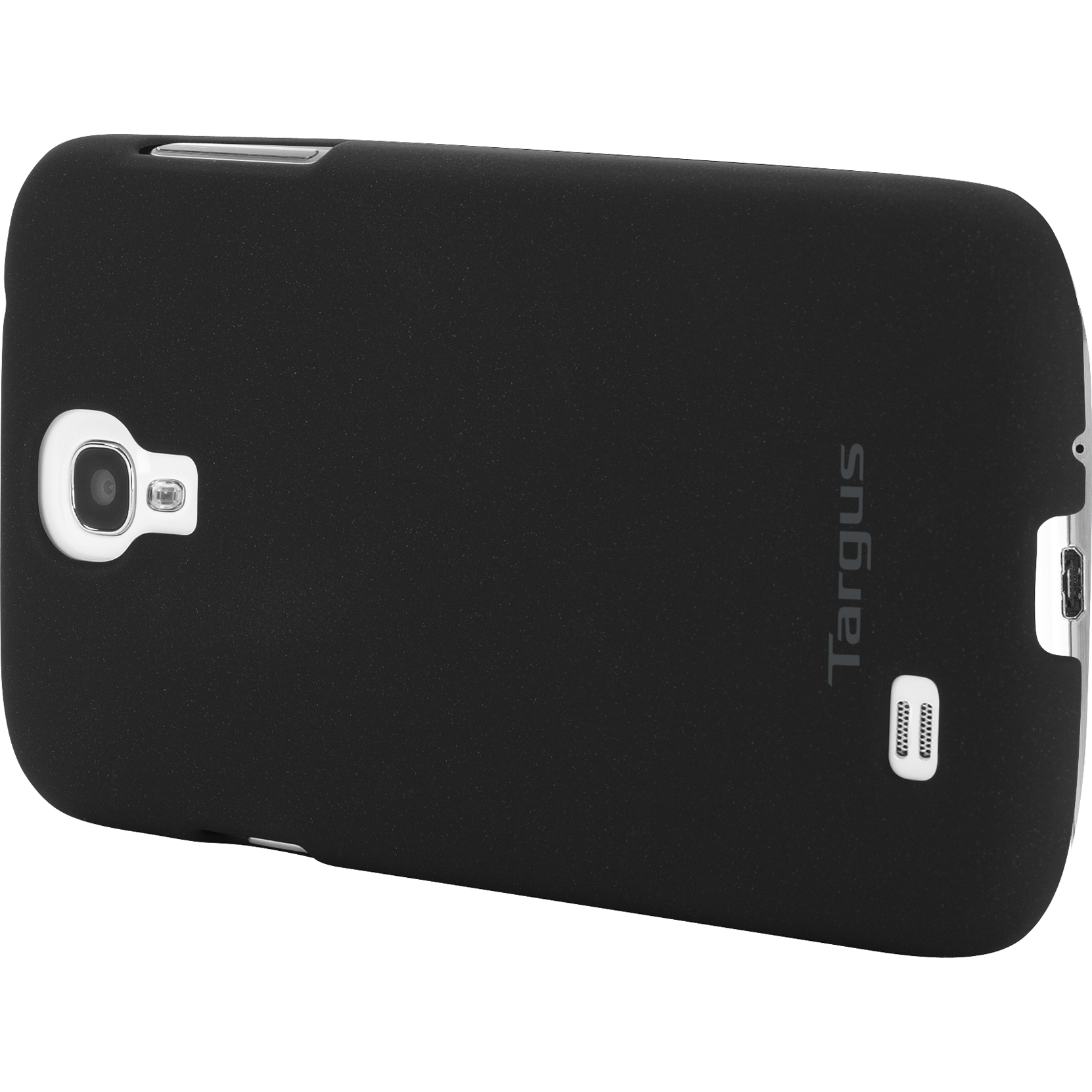 Picture of Snap-On Shell for Samsung Galaxy S4 (Black)