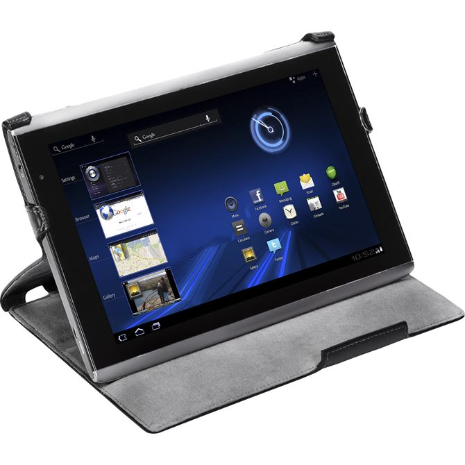 "Picture of Vuscape™ Protective Cover & Stand for Acer® 10.1"" Tablet"