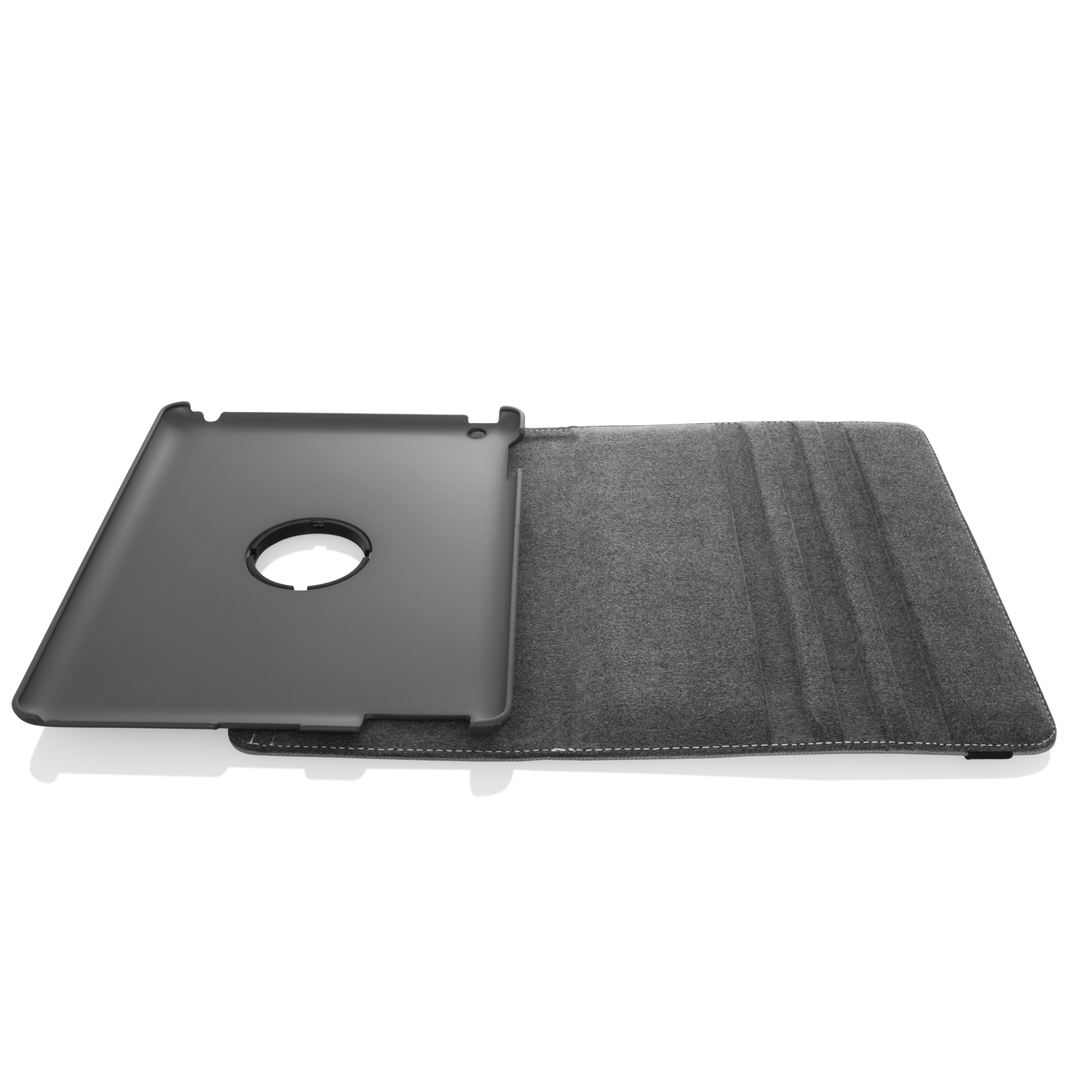 Versavu Rotating Case And Stand For Ipad 2 3 4 Thz156us
