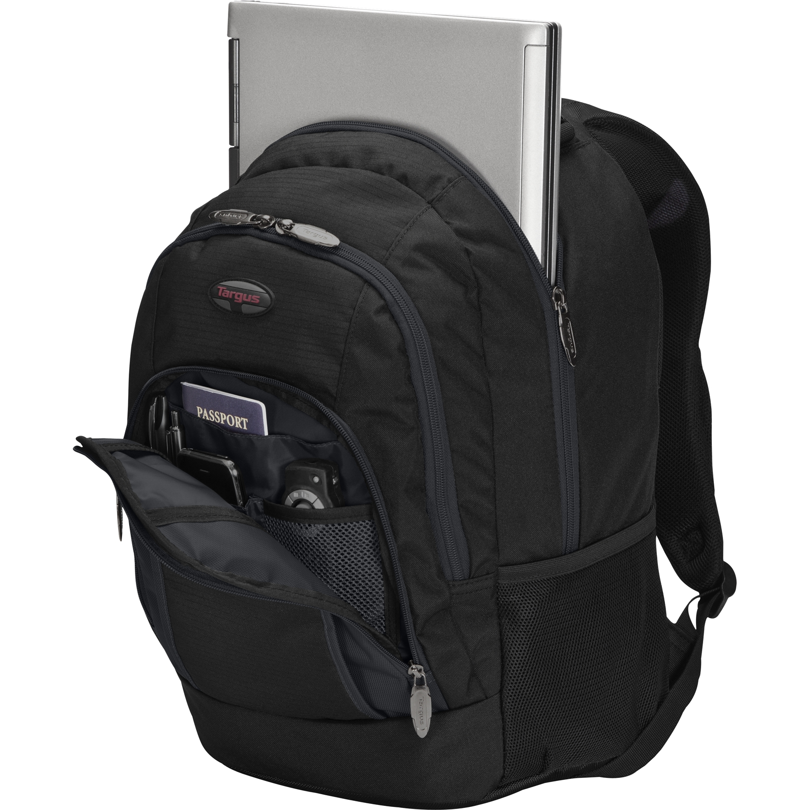 "16"" Brilliance II Laptop Backpack - TSB219US - Black"