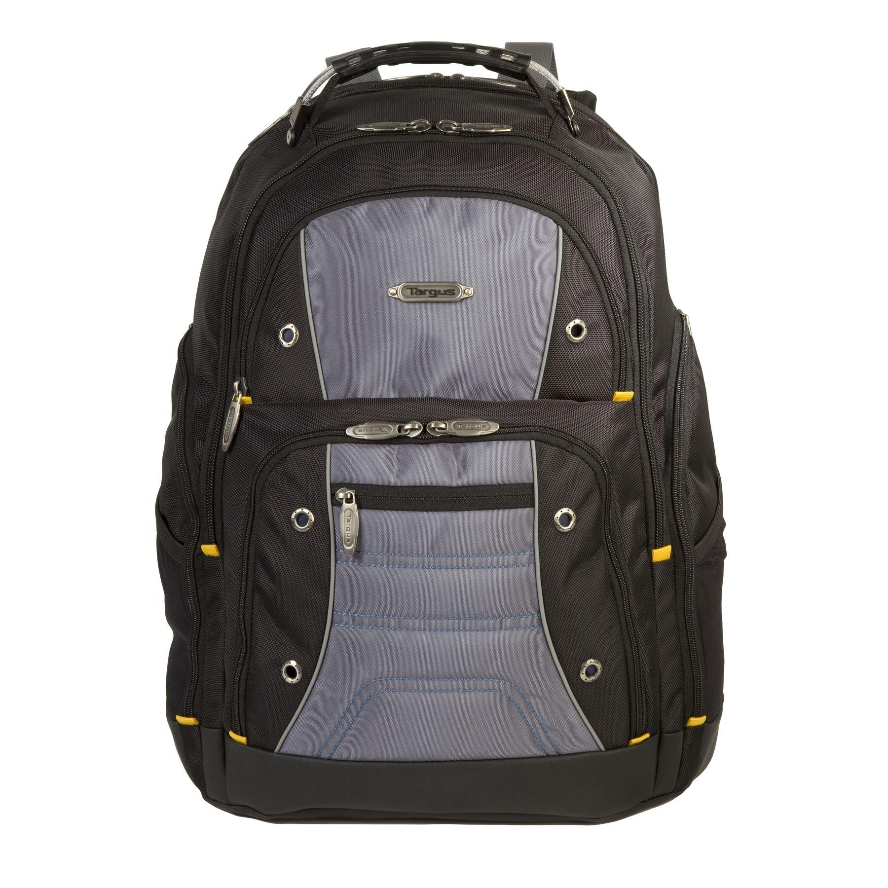 17 drifter ii laptop backpack tsb239us black gray backpacks