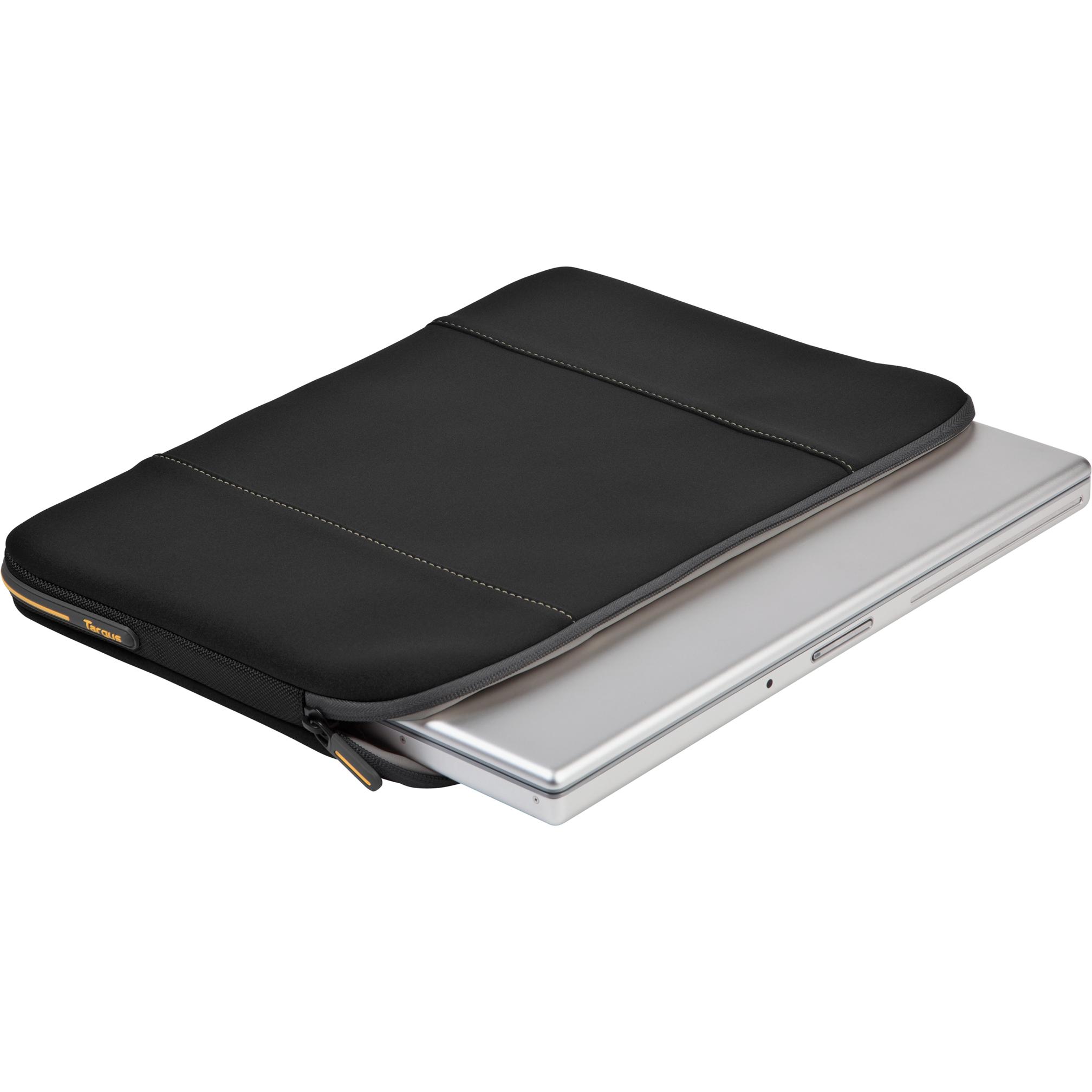impax sleeve for 17 macbook pro tss278us black sleeves targus. Black Bedroom Furniture Sets. Home Design Ideas