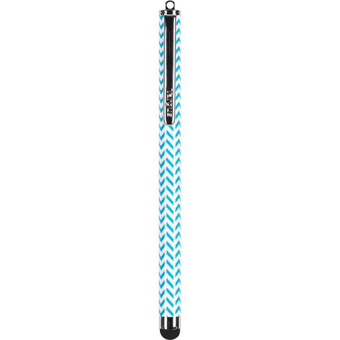 Picture of Patterned Stylus (Blue Chevron)