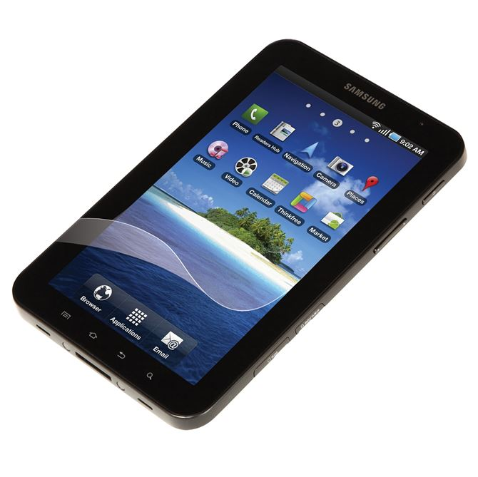 Picture of Screen Protector for Samsung Galaxy Tab™ 7