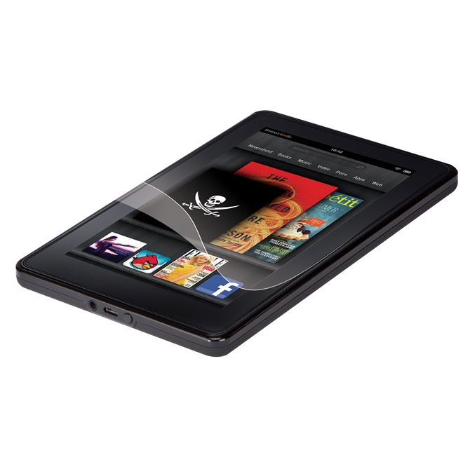 Picture of Screen Protector for Kindle™ Fire