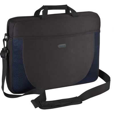 "Picture of 17"" Slipcase, Black/Blue"