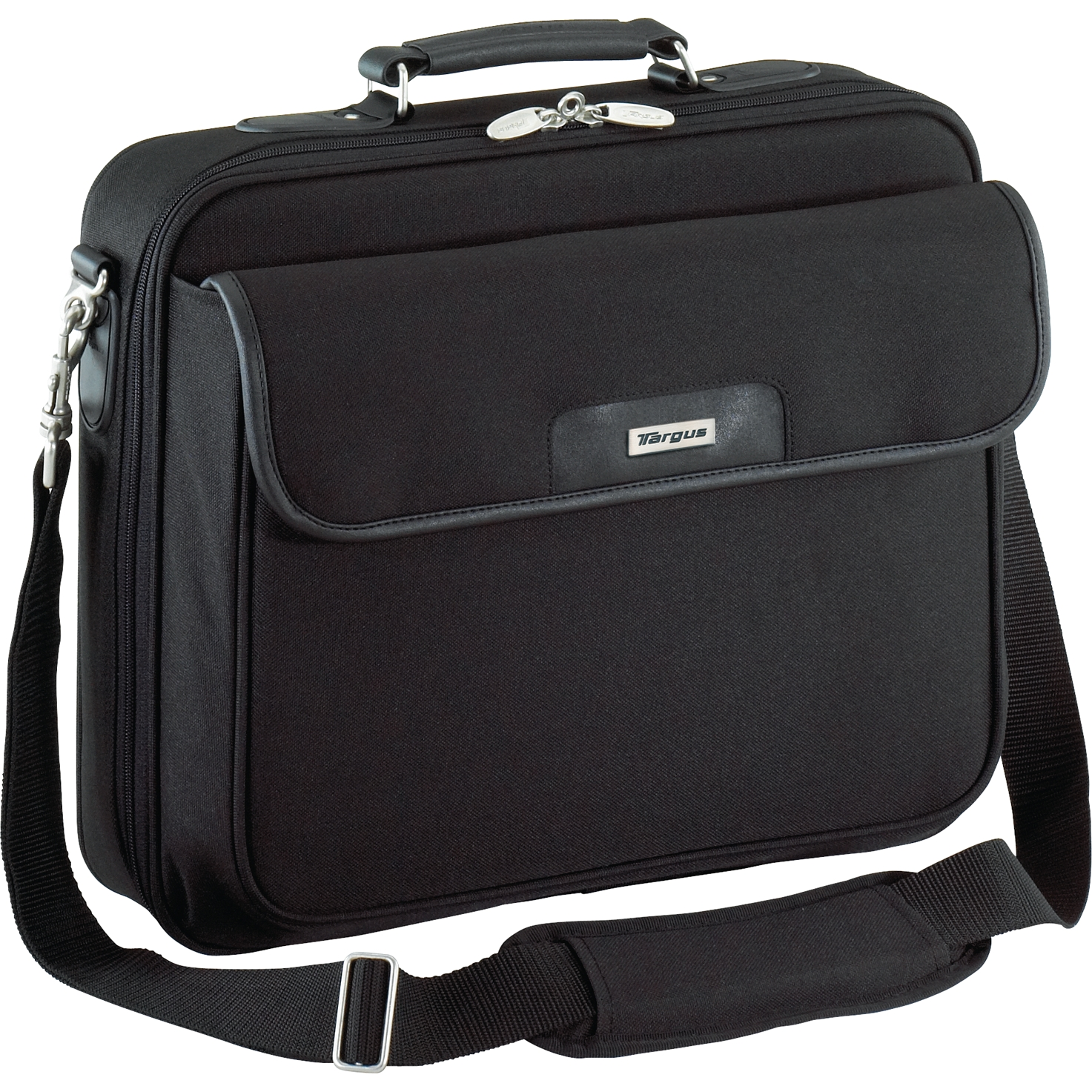 "15.4"" Traditional Notepac Laptop Case - OCN1 - Black: Briefcases ..."