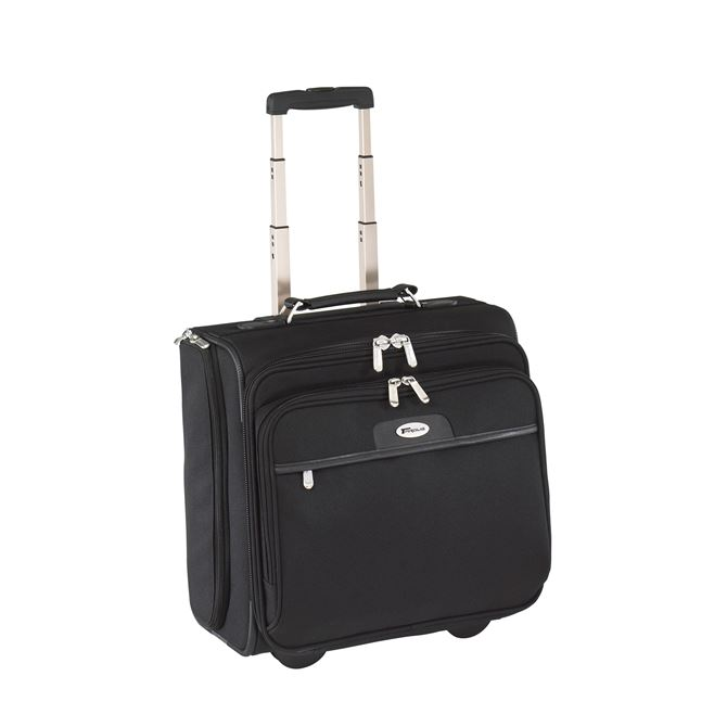"Picture of 15"" Side Access Rolling Laptop Case"