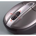 Picture of Wireless Optical Stow-N-Go™ Laptop Mouse