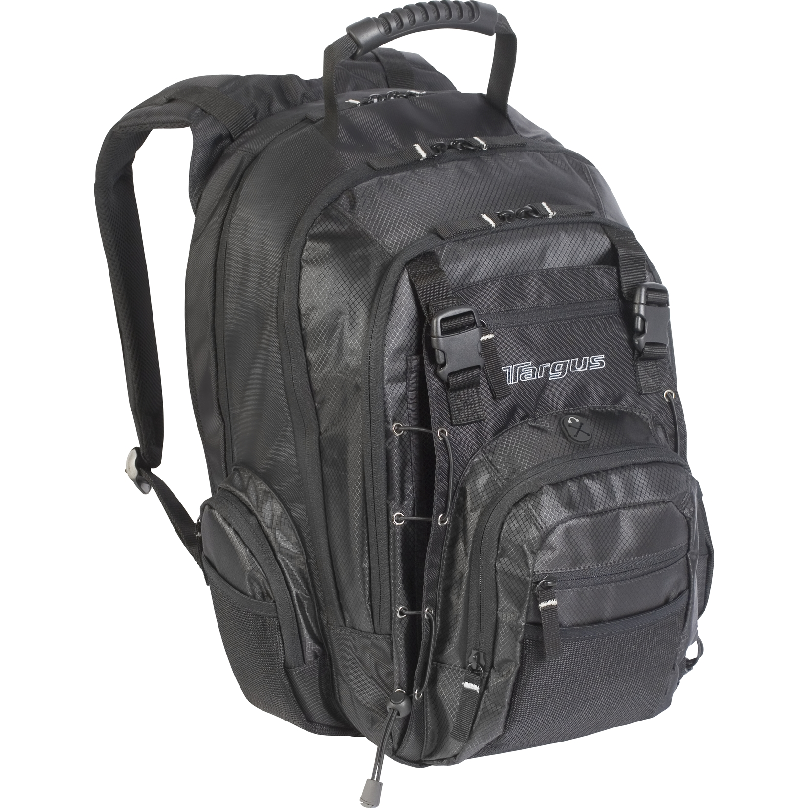 "15.4"" Sport Standard Backpack - TSB212 - Black/Gray: Backpacks: Targus"