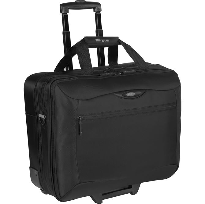 "Picture of 17"" Rolling Travel Laptop Case"