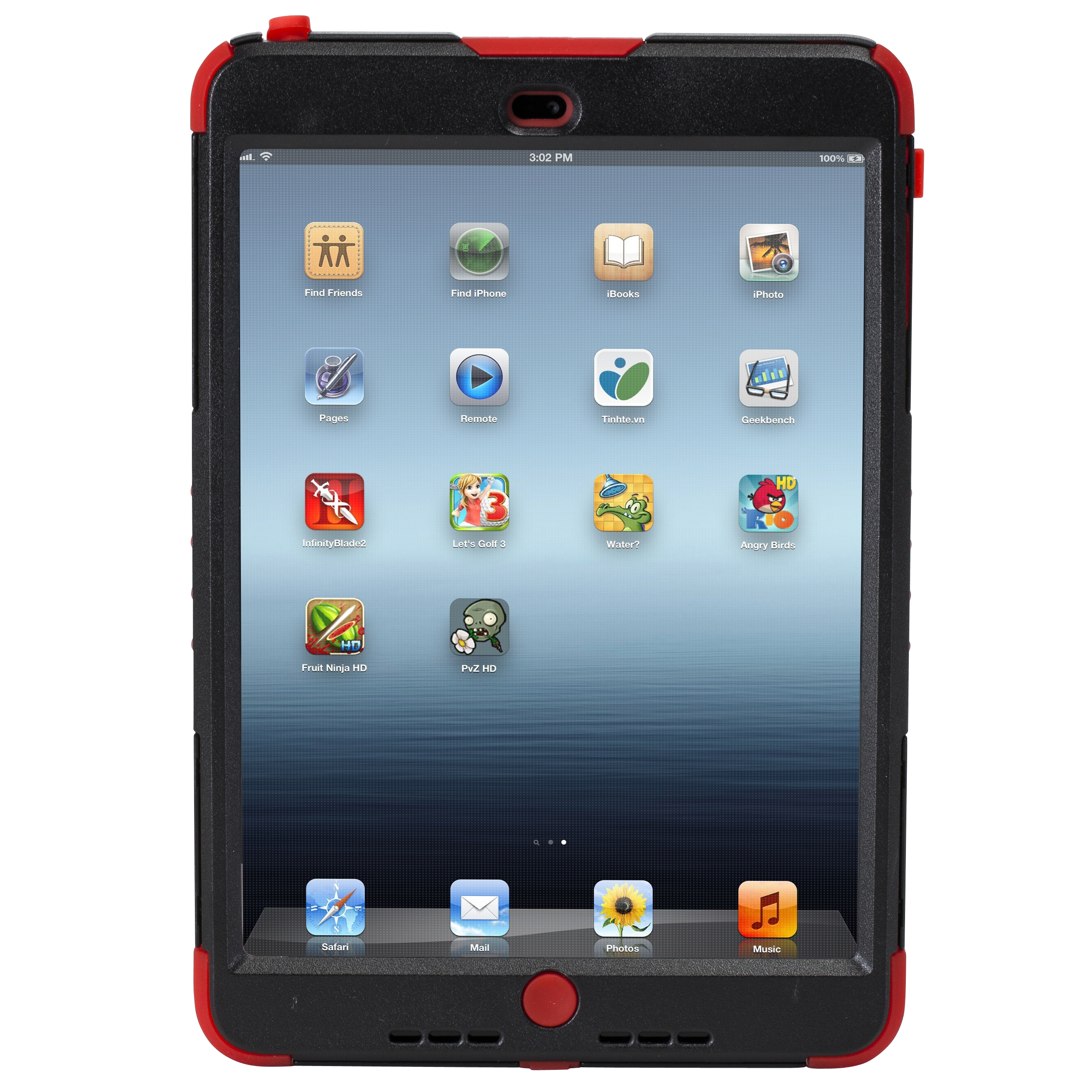 Picture Of Safeport Case Rugged Max Pro For Ipad Mini