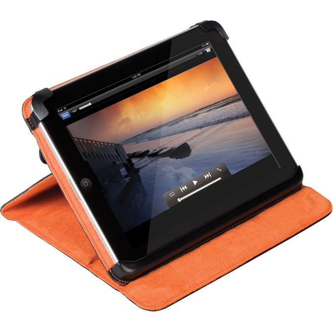Picture of Truss™ Leather Case & Stand for iPad