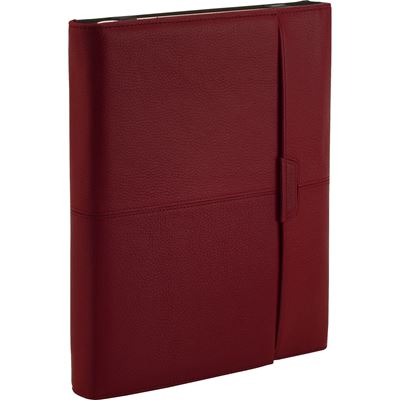 Picture of Zierra™ Leather Portfolio for iPad 1/2