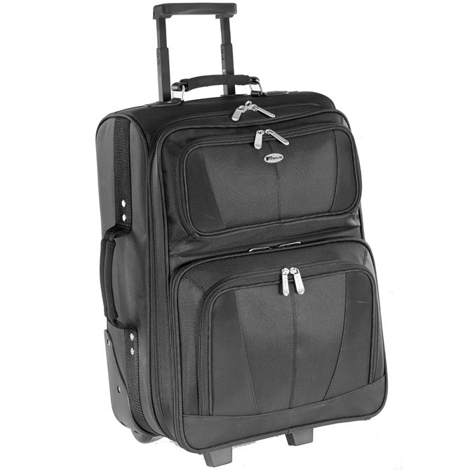 "Picture of 17"" Trademark II Overnight Rolling Laptop Case"