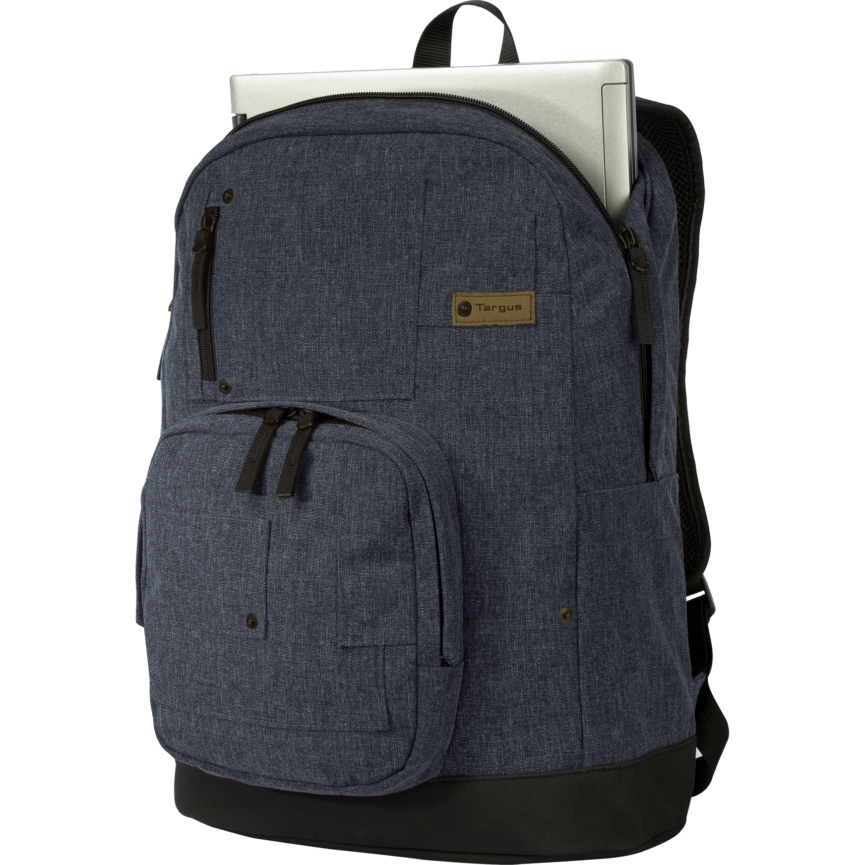 16 Denim Laptop Backpack Thz195us Blue Backpacks Targus