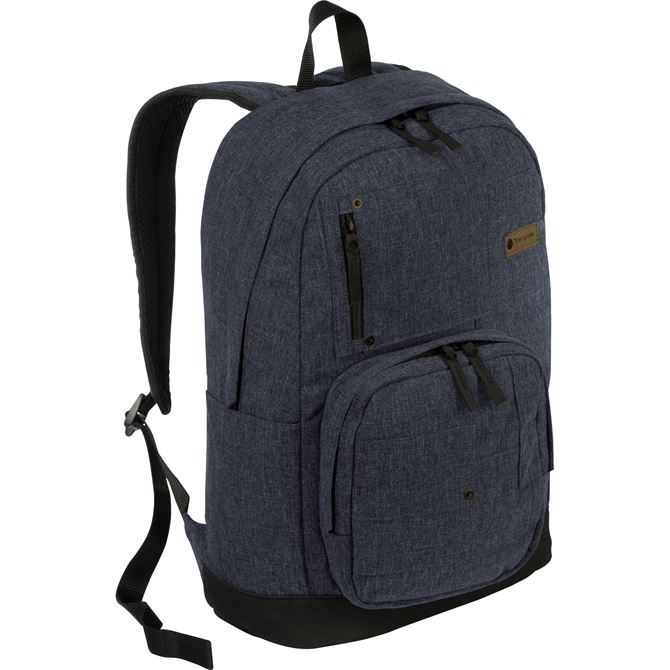 "Picture of 16"" Denim Laptop Backpack (Blue)"