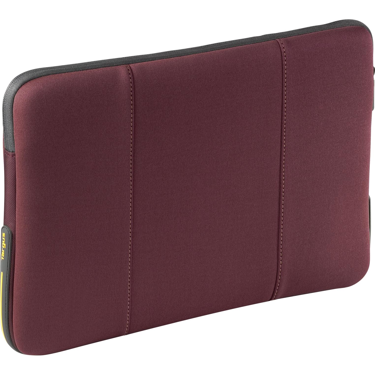 impax sleeve for 17 macbook pro tss27801us red sleeves targus. Black Bedroom Furniture Sets. Home Design Ideas