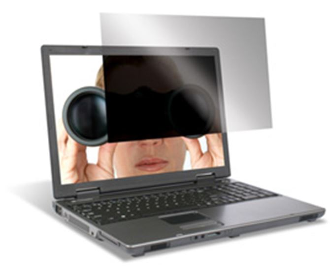 "Picture of 12.1"" 4Vu Widescreen Laptop Privacy Screen"