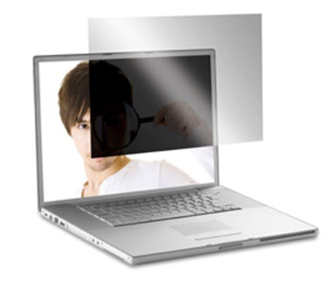 "Picture of 14"" Widescreen Laptop Privacy Screen"