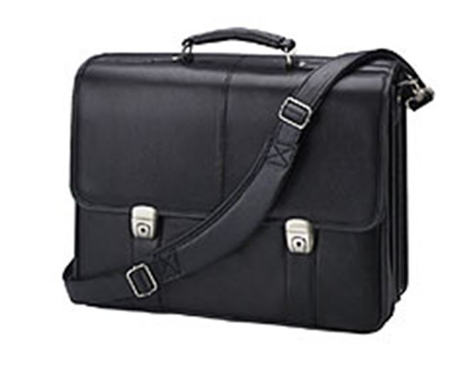 Picture of PORT-Noteworthy Executive Leather Briefcase