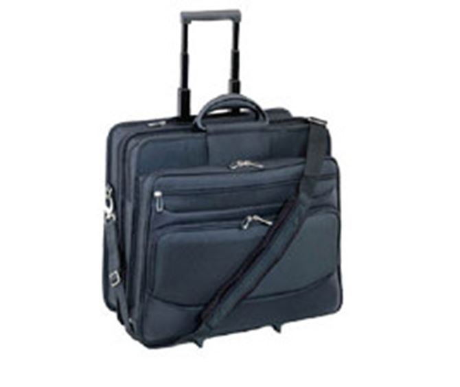 "Picture of 16"" Noteworthy Excursion Rolling Laptop Case"