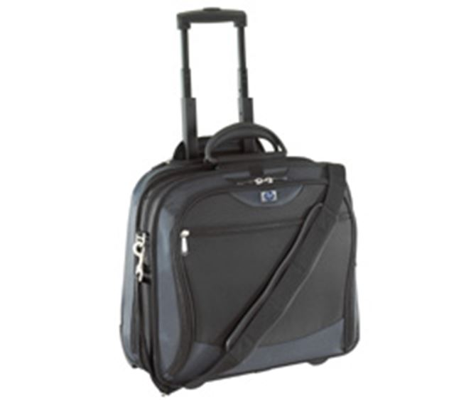 "Picture of HP 15.4"" Evolution Rolling Laptop Case"