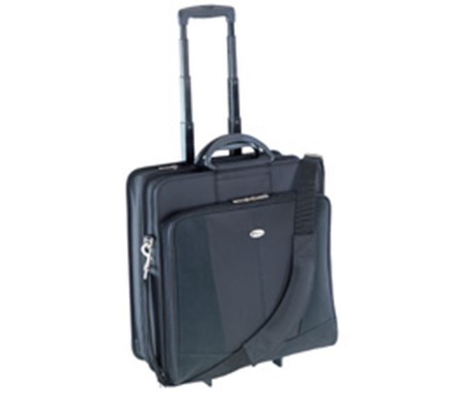 "Picture of 15.4"" Vertical Rolling Laptop Case"
