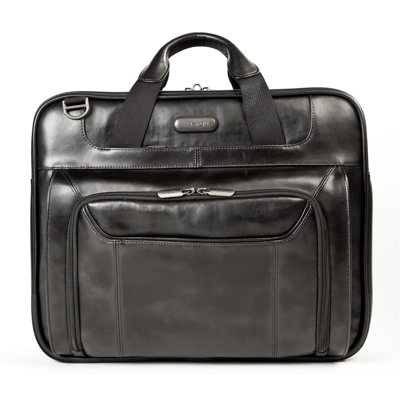 """case 14 The targus 14"""" checkpoint-friendly corporate traveler laptop case ( cuct02ua14s - black) has a split design that allows easy x-ray scanning at the  airport."""