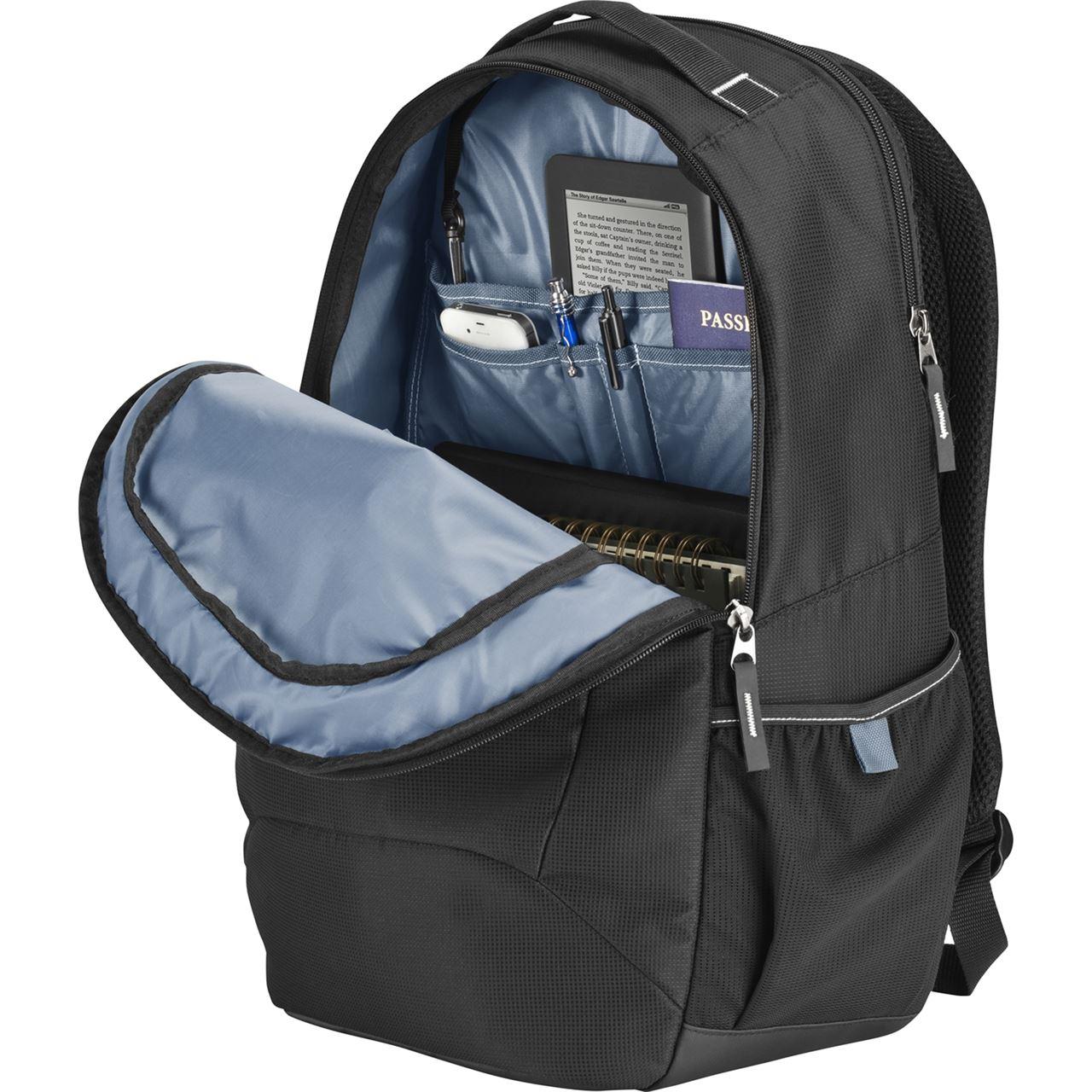 """15.6"""" MCD-2 Backpack - TSB785US - Black: Backpacks: Targus"""