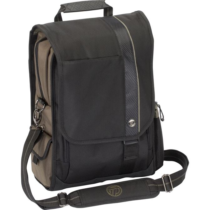 "Picture of 15"" radius Convertible Messenger/Backpack"