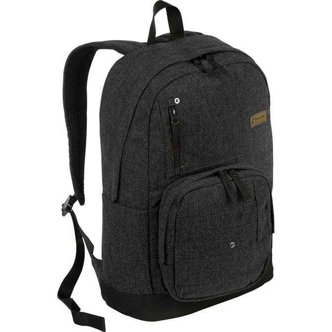 "Picture of 16"" Denim Laptop Backpack (Black)"