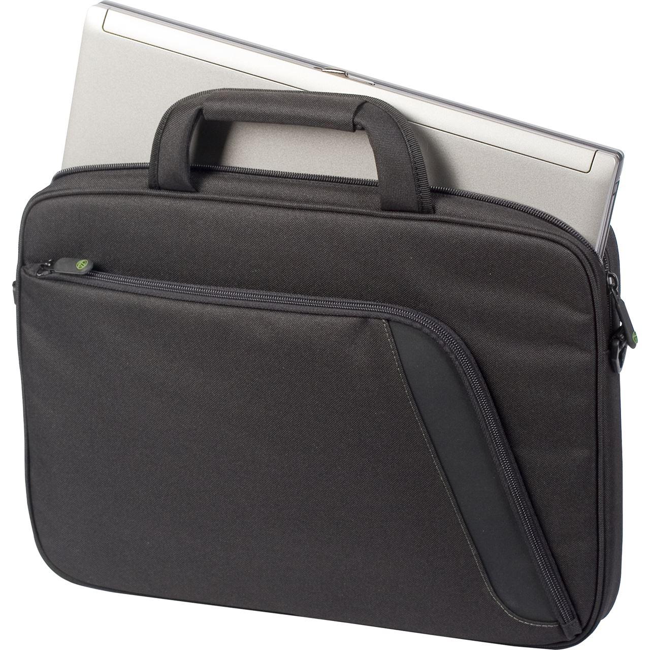 16 spruce laptop sleeve with shoulder strap tbs045us gray sleeves targus. Black Bedroom Furniture Sets. Home Design Ideas