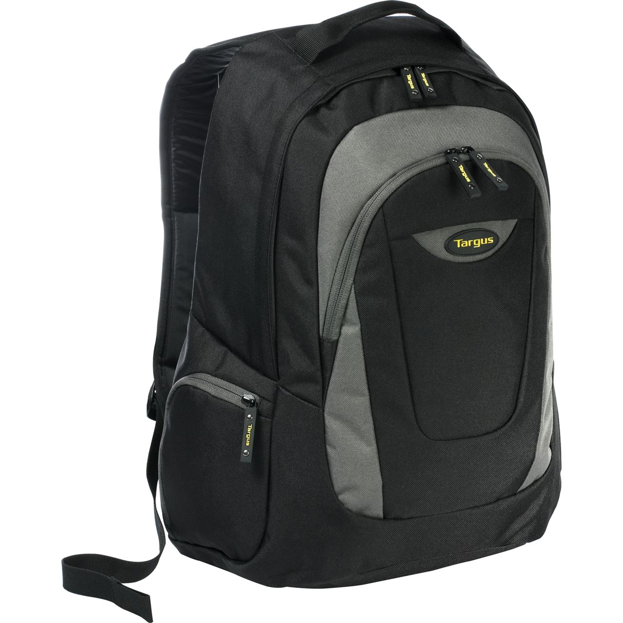 "16"" Trek Laptop Backpack - TSB193US - Black/Gray: Backpacks: Targus"